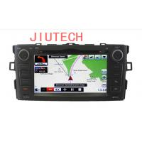 Wholesale Car Stereo for Toyota Auris 2012+ GPS Navigation Autoradio Multimedia Headunit Satnav from china suppliers
