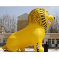 Wholesale Customized Large Animal Inflatable Lion with Blower for Outdoor Business Show from china suppliers