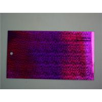 """Wholesale Self Adhesive Seal Holographic Bubble Mailers Red 7.25""""X12"""" #1 PVC Outside Materials from china suppliers"""
