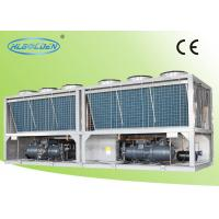 Wholesale Air Conditioning Commercial Chiller Units Air Cooled with Double compressor from china suppliers