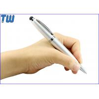 Wholesale Bulk Cheap Ballpoint 4GB Pendrive USB Gadget Stylus Touch Point from china suppliers