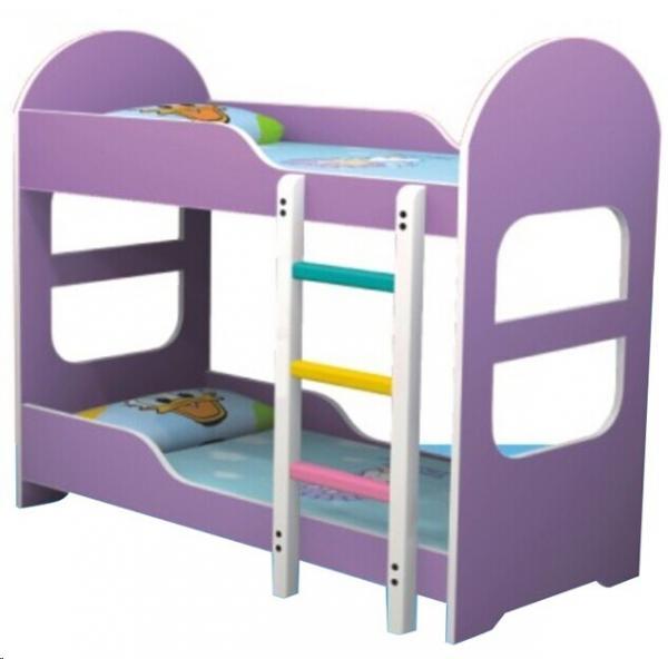 Preschool Partners Colorado Springs: Durable Kids Cartoon Bed For Preschool/kindergarten Wooden