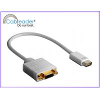 Wholesale DVI-D Monitor Cable Mini DVI To VGA male cable From 4.95Gbps to 10.2Gbps from china suppliers