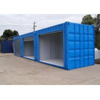 Wholesale Steel Modified Shipping Containers , Rust Proof Temporary Storage Containers from china suppliers