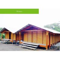 Wholesale WPC Economical, Ecological, Environmental-Friendly, Healthy, Comfortable, Recycle Home for Tropical People from china suppliers