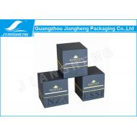 Wholesale Perfume Small Size Packaging Base And Lid Cardboard Boxes Glossy Lamination from china suppliers
