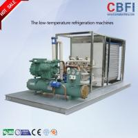 Wholesale Saving Energy Lower Temperature Chiller with Stainless Steel Material Water Tank from china suppliers