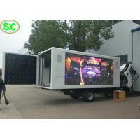 Wholesale IP65 Waterproof Mobile Truck LED Display 4mm with Phone Remote Control from china suppliers