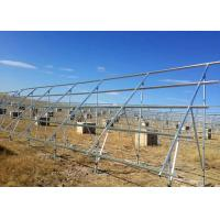 Wholesale Hot Dipped Galvanized C Type Solar Panel Pole Mounting Systems from china suppliers