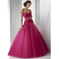 Wholesale Custom Made Strapless Long Evening Party Dress Sweetheart With Floor Length from china suppliers