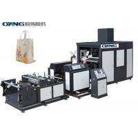 Wholesale New Condition Full Automatic Computerized Non Woven Bag Machine For 3D Bag from china suppliers