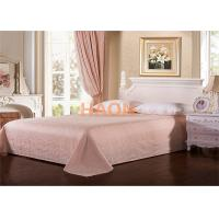 Wholesale Flat Egypt Hotel Bed Sheets 300T Bedding Set water ripple Style from china suppliers