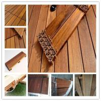 Wholesale sell  solid wood  outdoor flooring from china suppliers