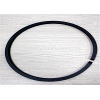 Wholesale Black Hydraulic Piston Seals , 90-160 Out Diameter Pneumatic Piston Seals from china suppliers