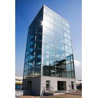 Wholesale 8-25 Floors Multi-Level Tower Parking System Automatic Car Lift Parking Steel Structure from china suppliers