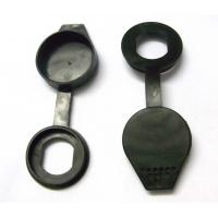 Quality WP003 Plastic Black Waterproof Cover for Diameter 19mm Locks for sale