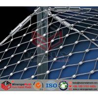 Wholesale China Stainless Steel Wire Rope Mesh (manufacturer & exporter) from china suppliers