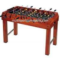 Wholesale 48 Inch Football Table Wood Soccer Game Table With Wood Color PVC Lamiantion from china suppliers