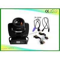 Wholesale Auto Mode Moving Head Beam Light 8000k , 16 Channel Dj Lights Moving Heads 8 Rotation Prism from china suppliers