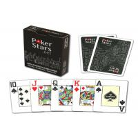 Poker Cheat Copag Poker Star Marked Playing Cards , Marked Deck Card Tricks