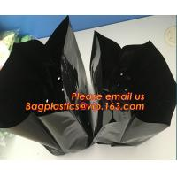 Wholesale heavy duty white plastic grow bags planting trees bags nursery greenhouse bags from china suppliers