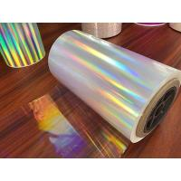 Wholesale Holographic lamination film with acrylic for printing and packing from china suppliers