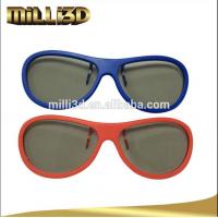 Wholesale clip on circular polarized pictures porn 3d glasses clip on style from china suppliers
