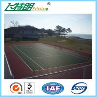 Wholesale All Weather Sport Court Surface / Basketball Court Painting Playing Surface SGS from china suppliers
