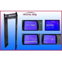 Wholesale IP65 Water Proof Door Frame Airport Security Metal Detectors with Bilingual system from china suppliers