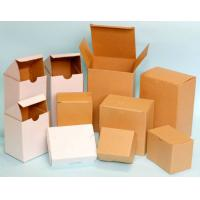Wholesale Custom Double Wall Carton Box Handmade Cardboard Packaging Box from china suppliers