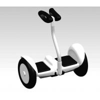 Wholesale Fashion Off Road Mini Electric Scooter With Handlebars 10 Inch Huge Tyre from china suppliers