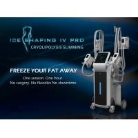 Wholesale CE approved cool sculpting weight loss equipment machine  4 cryo handles fat freezing cryolipolysis body slimming from china suppliers