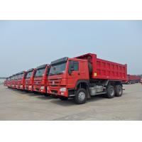 Wholesale SINOTRUK , HOWO , 6x4 ,DUMP , TRUCK ,12 Wheeler  With 30m³ Cubage Capacity For Mining from china suppliers