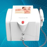 Wholesale fractional rf microneedle facial mesotherapy machine for skin lifting/ skin tightening from china suppliers