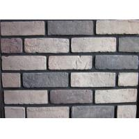 Wholesale Gray Color Faux Exterior Brick Customized Enviromentall Friendly from china suppliers
