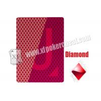 Wholesale Gamble Cheat Bing Wang 978 Invisible Playing Cards / Invisible Poker from china suppliers