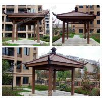 Wholesale WPC Asian style Gazebos from china suppliers