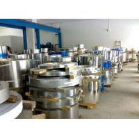 Wholesale Cold Rolled Stainless Thin Steel Strips For Kitchen Utensil / Decoration from china suppliers