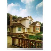 Wholesale High Strength Wood Look Fiber Cement Siding Fire Resistant Weatherproof For Exterior from china suppliers