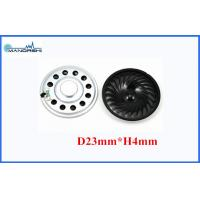 Wholesale Waterproof 0.25w 8 Ohm Speakers 23mm Wireless For Toy And Telecom Voip from china suppliers