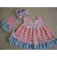 Wholesale Soft Shell 100% cotton poplin knitted baby dress, cute baby outfits for summer from china suppliers