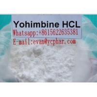 Wholesale Natural Male Enhancement Supplements Yohimbine HCl Powder For Male Enhancement from china suppliers