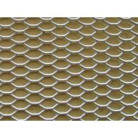 Wholesale gothic mesh , 0.5mm color painting metal expanded steel sheets from china suppliers