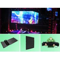 Quality 360 degrees bendable 6mm and 12mm LED display for events, similar to Barco for sale