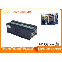 Wholesale 4000w UPS Charge Solar Powered Inverter 24v / 48v Low Frequency For Home from china suppliers