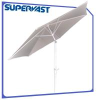 Wholesale 270/300cm Aluminum Outdoor Patio Market Tilt Umbrella Deck Sunshade from china suppliers