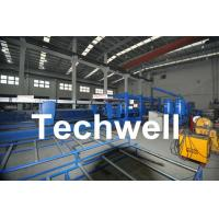 Wholesale Discontinuous Type PU Sandwich Panel Laminating Machine / Laminator from china suppliers