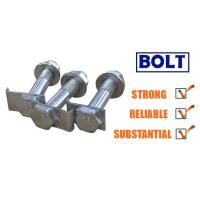 Wholesale CB100 Bailey Bridge Components Chord Bolt Reuse For Bailey Truss Bridges from china suppliers