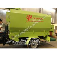 Wholesale Mobile Silage Spreader Machine Vertical TMR Mixers For Dairy Cows from china suppliers