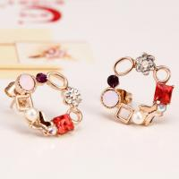 Wholesale 440214 Color River Dream Earring-beautiful crystal jewelry-accessory wholesale for european jewellery brands/au jewelers from china suppliers